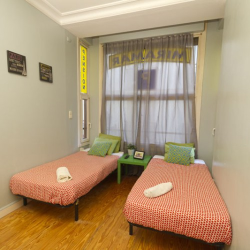 Pensión Goiko Rooms