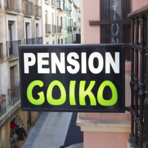 Pensión Goiko San Sebastian